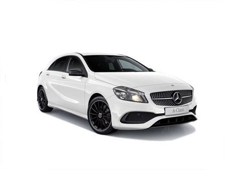Mercedes-Benz A Class A160 AMG Line *Inc. Night Pack*