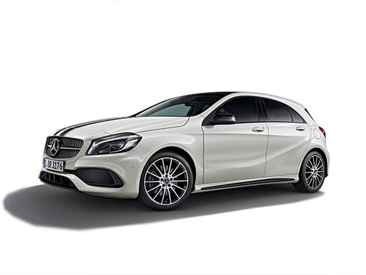 mercedes benz a class whiteart a180 car leasing nationwide vehicle contracts. Black Bedroom Furniture Sets. Home Design Ideas