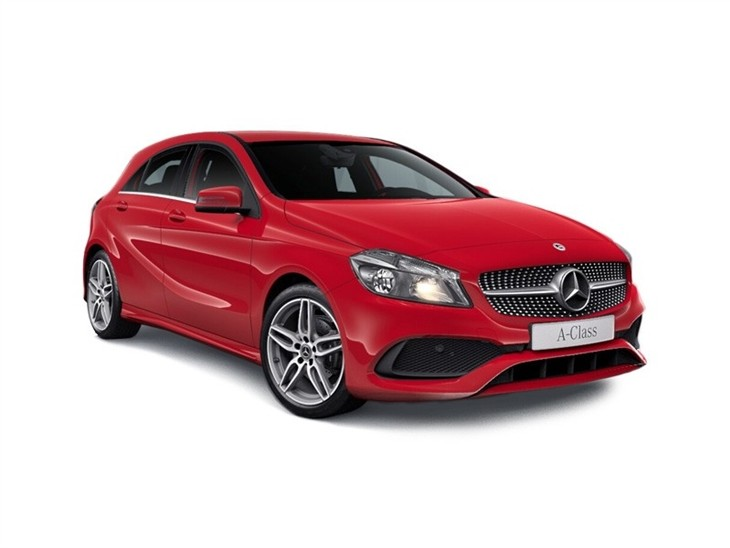 mercedes benz a class a160 amg line car leasing nationwide vehicle contracts. Black Bedroom Furniture Sets. Home Design Ideas