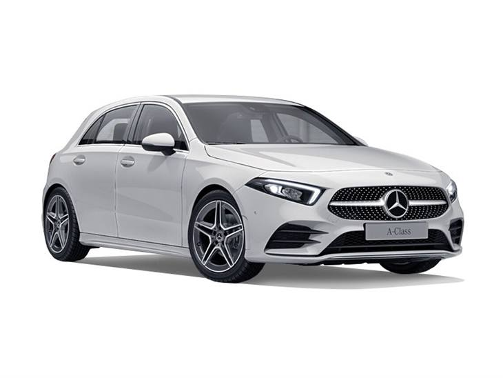 Mercedes Benz A Class Hatchback A180 Amg Line Premium Car Leasing