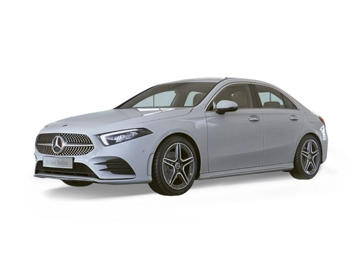Mercedes Benz A Class Saloon A200 Amg Line Premium Auto Car Leasing Nationwide Vehicle Contracts