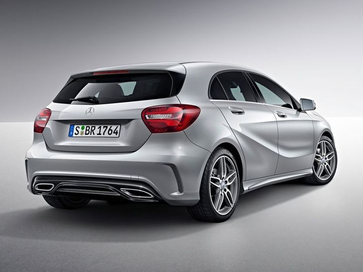 mercedes benz a class a160 amg line executive auto car leasing nationwide vehicle contracts. Black Bedroom Furniture Sets. Home Design Ideas