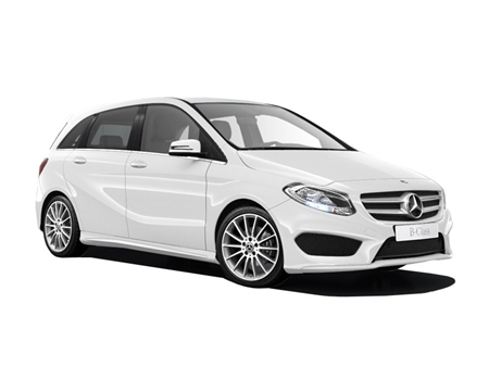 "Mercedes-Benz B Class B180d AMG Line *Inc. 18"" AMG Multi-Spoke Alloys"""