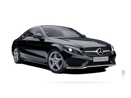 Mercedes-Benz C Class Coupe C200 AMG Line