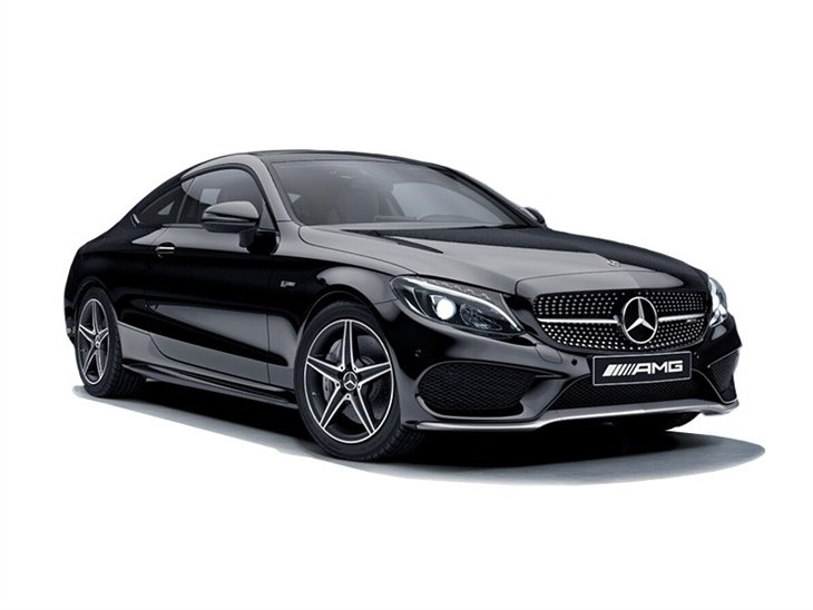 Mercedes benz c class coupe c43 4matic premium plus auto car leasing nationwide vehicle - Mercedes c class coupe 4matic ...