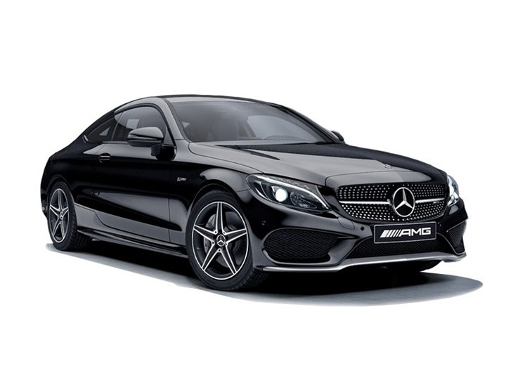 Mercedes benz c class coupe c43 4matic auto car leasing for Mercedes benz pay monthly