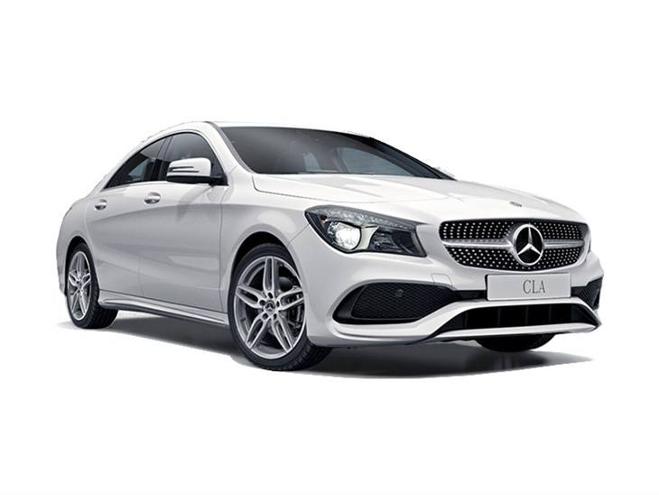 mercedes benz cla coupe 180 amg line edition car leasing. Black Bedroom Furniture Sets. Home Design Ideas