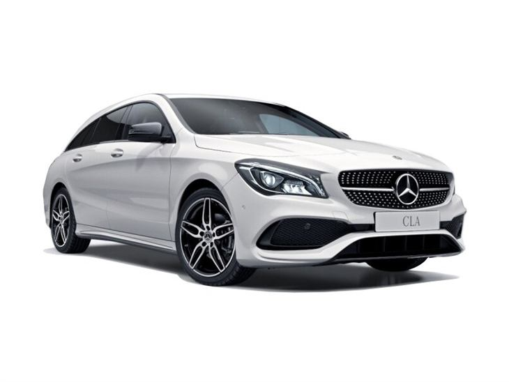 mercedes benz cla shooting brake 180 amg line car. Black Bedroom Furniture Sets. Home Design Ideas