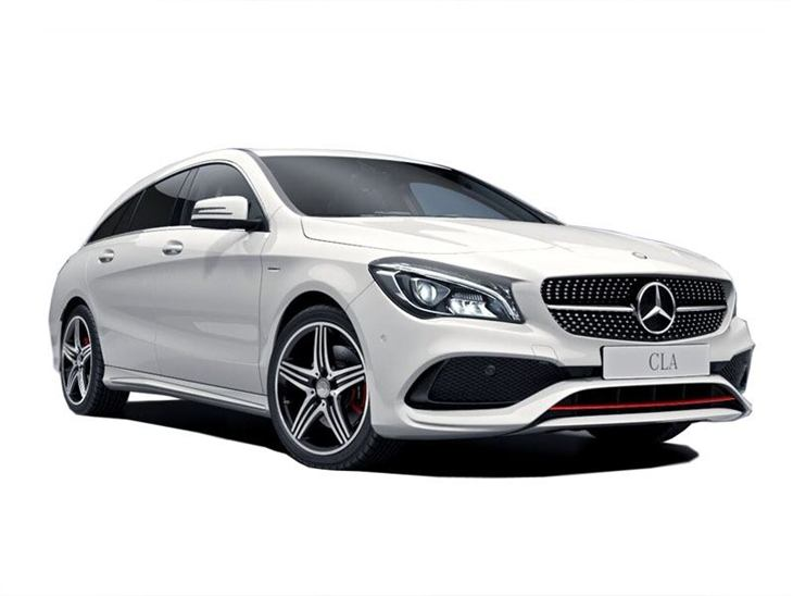 Mercedes Benz CLA Shooting Break 4Matic AMG