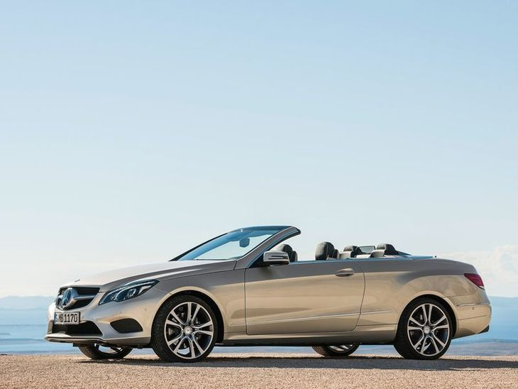 Mercedes benz e class cabriolet e220d amg line edition for Mercedes benz e class lease price