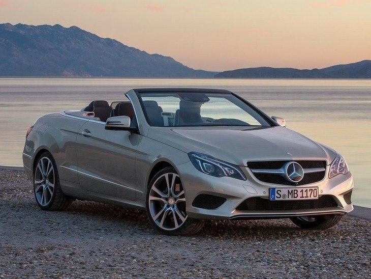 Mercedes benz e class cabriolet e220d amg line edition for Mercedes benz convertible lease