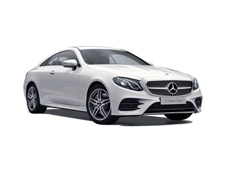 Mercedes-Benz E-Class Coupe E300 AMG Line Night Ed Premium Plus 9G-Tronic