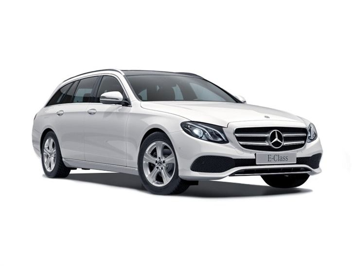 Mercedes E Class Standard Equipment