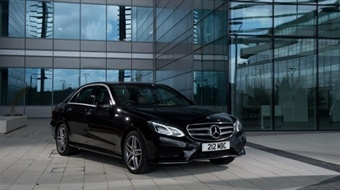 4 Year Savings on Mercedes-Benz E Class Saloon E220d AMG Line Auto