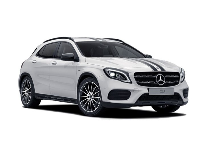 mercedes benz gla 200d 4matic whiteart auto car leasing nationwide vehicle contracts. Black Bedroom Furniture Sets. Home Design Ideas
