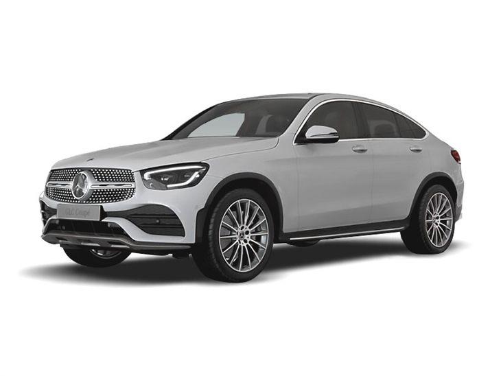 Mercedes-Benz GLC Coupe GLC 300 4Matic AMG Line Premium 9G ...