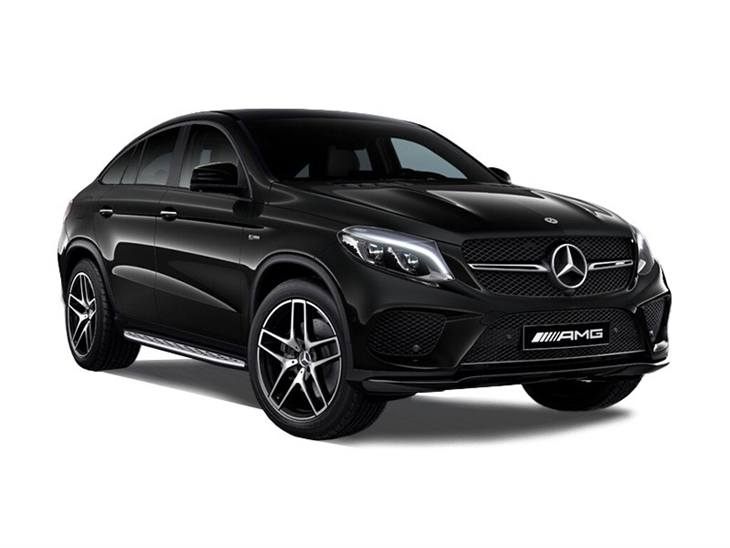 Mercedes Benz Gle Coupe 43 4matic Night Edition Auto Car