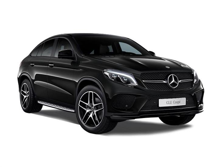 mercedes benz gle coupe 350d 4matic amg night edition premium plus auto car leasing. Black Bedroom Furniture Sets. Home Design Ideas