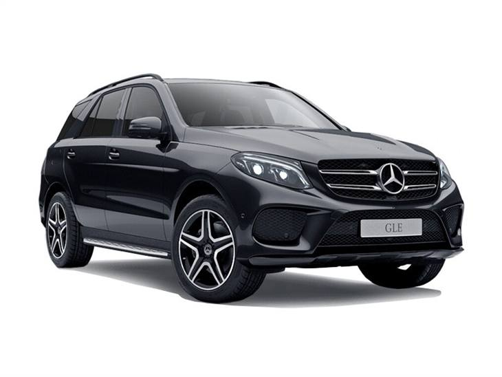 Mercedes benz gle estate gle 500e 4matic amg night edition for Mercedes benz gle coupe lease