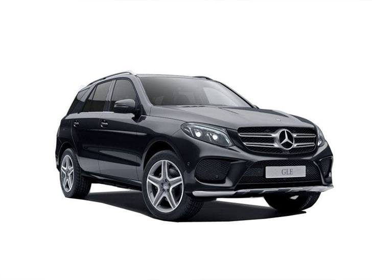 Mercedes Benz GLE Estate 4Matic AMG