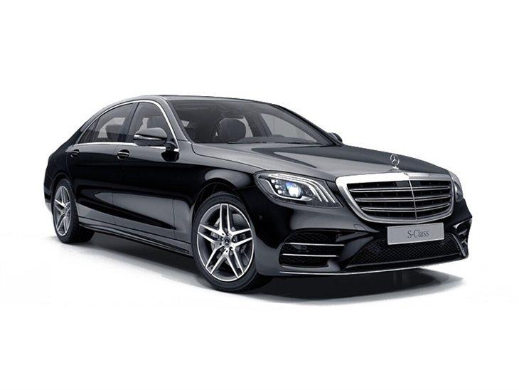 Mercedes Benz Lease >> Mercedes Benz S Class Saloon S500l Amg Line 9g Tronic Car