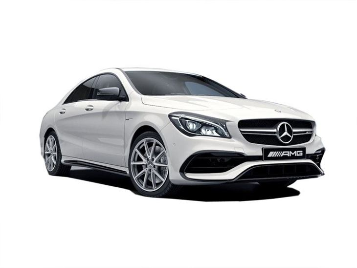 Mercedes CLA AMG 4Matic Coupe