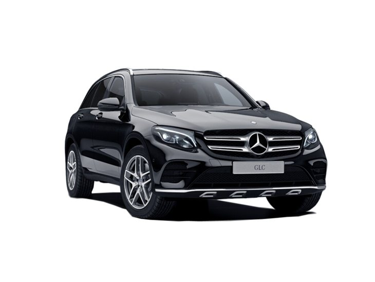 Mercedes GLC Coupe AMG Line