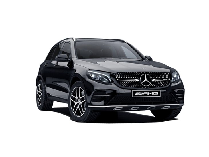 Mercedes GLC SUV AMG 43 4Matic
