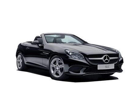 Mercedes-Benz SLC Roadster 200 Sport