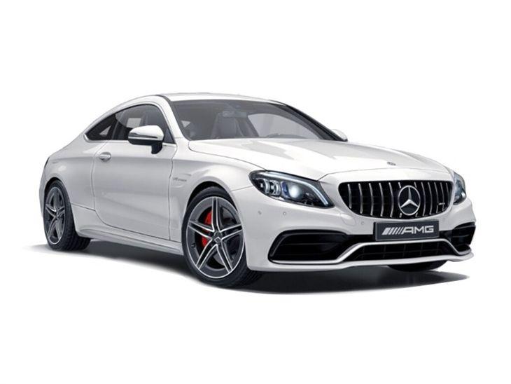 Mercedes-Benz C Class Coupe C63 S 9G-Tronic | Car Leasing ...