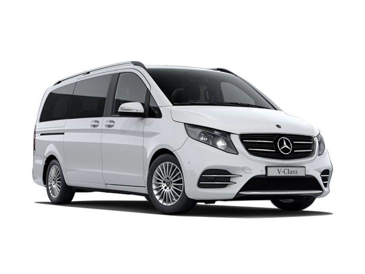 mercedes benz v class v250 d amg line auto extra long car leasing nationwide vehicle contracts. Black Bedroom Furniture Sets. Home Design Ideas