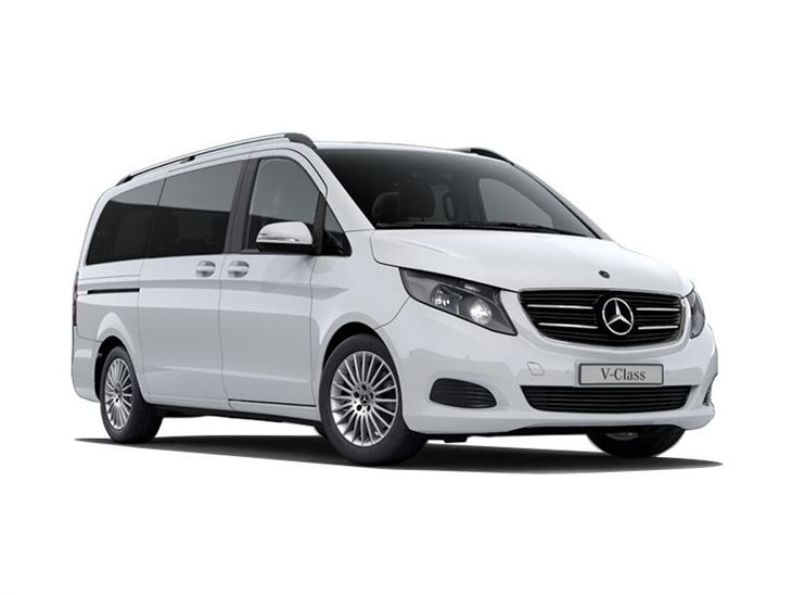 mercedes benz v class v250 d sport auto extra long car leasing nationwide vehicle contracts. Black Bedroom Furniture Sets. Home Design Ideas