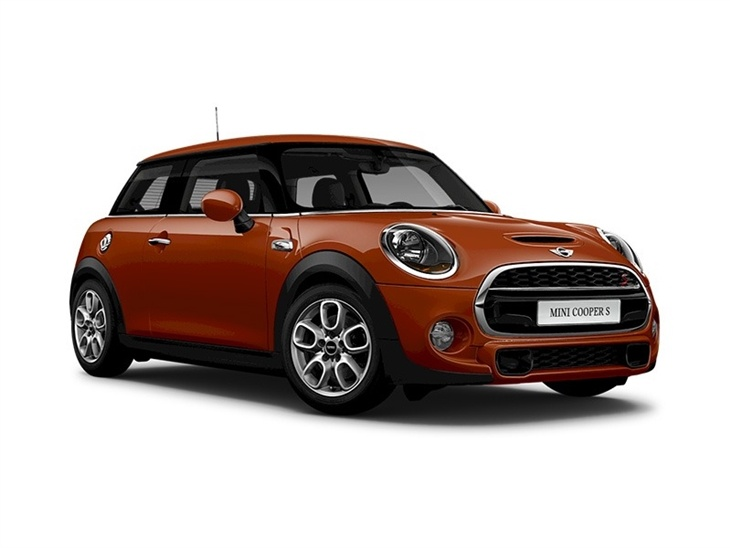 mini hatchback 3 door 2 0 cooper s auto john cooper works. Black Bedroom Furniture Sets. Home Design Ideas