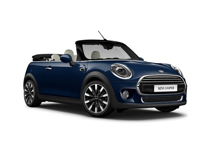 mini convertible 1 5 cooper exclusive ii car leasing. Black Bedroom Furniture Sets. Home Design Ideas