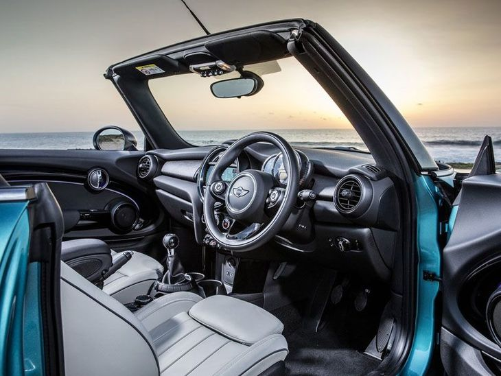 Mini Convertible 1 5 Cooper D Chili Pack Car Leasing Nationwide Vehicle Contracts