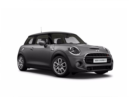 Mini Hatchback 3 Door 2.0 Cooper S Auto (Chili/Media Pack XL)