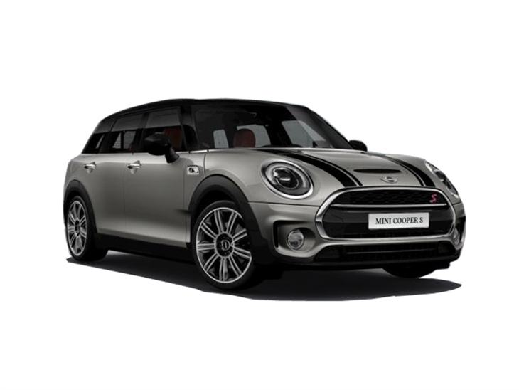 Mini Cooper S ALL4 Clubman