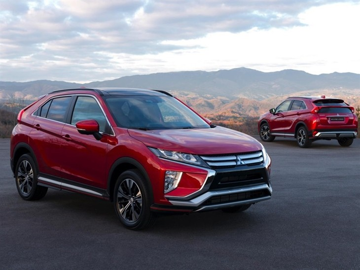 Mitsubishi Eclipse Cross 1 5 4 CVT Auto 4WD | Car Leasing | Nationwide  Vehicle Contracts