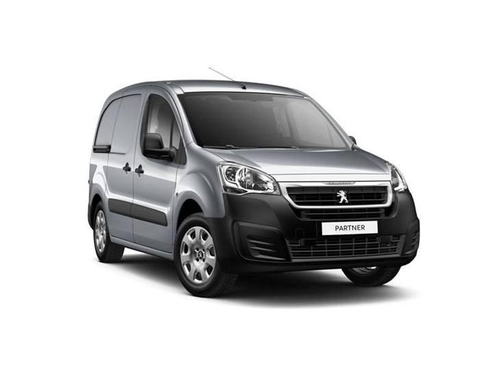 peugeot partner l1 850 1.6 bluehdi 100 professional van (non ss