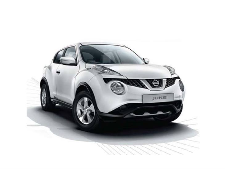 Nissan Juke Car Leasing Nationwide Vehicle Contracts