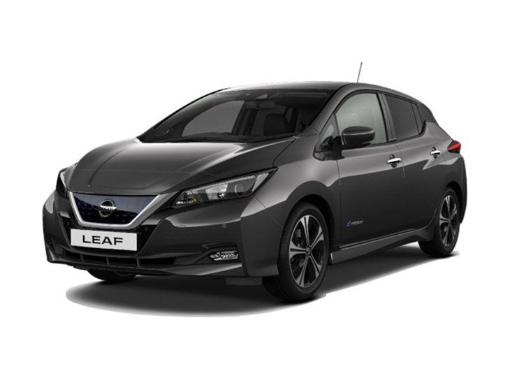 Nissan Leaf N Connecta Auto Car Leasing Nationwide Vehicle Contracts