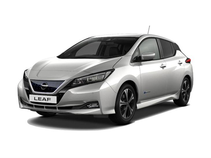 Nissan Lease Deals >> Nissan Leaf Tekna Auto Car Leasing Nationwide Vehicle Contracts