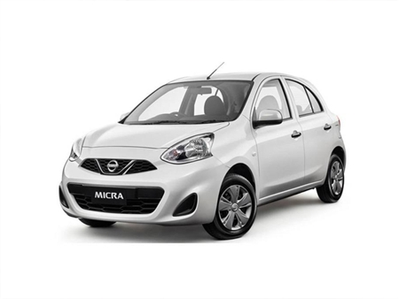Nissan Micra Model Year 2016