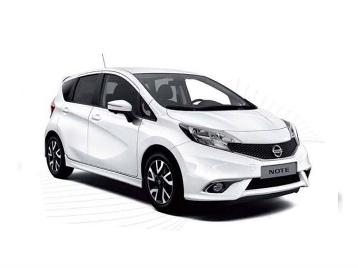 nissan note 1 2 dig s tekna car leasing nationwide vehicle contracts. Black Bedroom Furniture Sets. Home Design Ideas