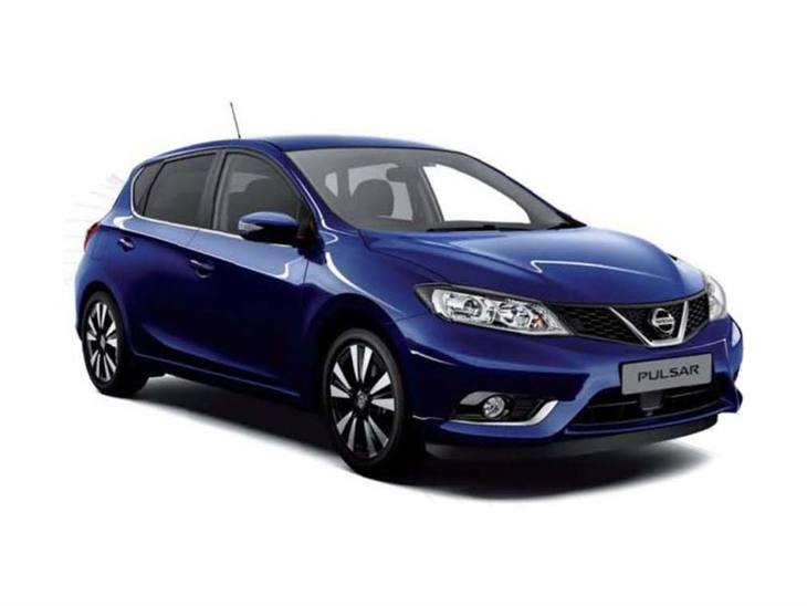 nissan pulsar 1 5 dci n connecta smart vision avm contract hire and car lease from. Black Bedroom Furniture Sets. Home Design Ideas