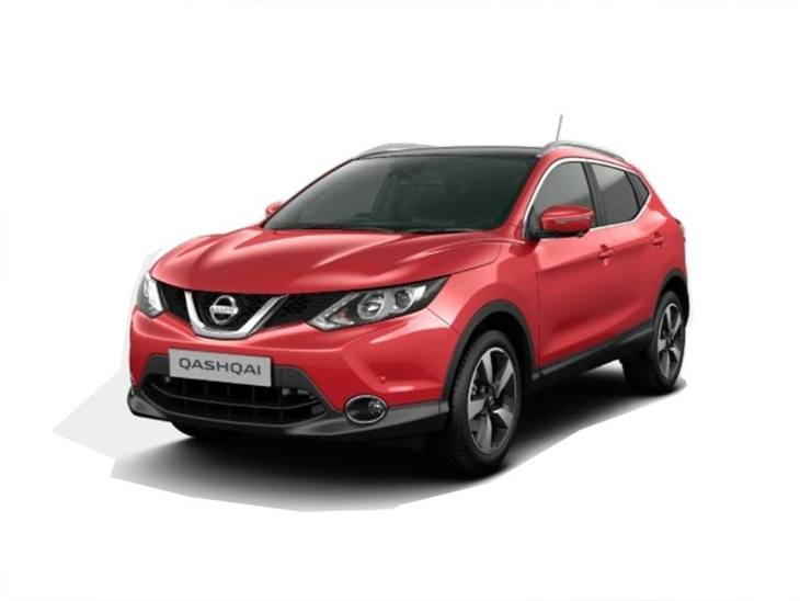 nissan qashqai 1 2 dig t n vision contract hire and car lease from. Black Bedroom Furniture Sets. Home Design Ideas