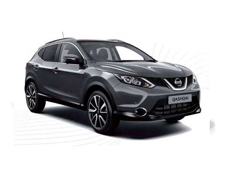 nissan qashqai 1 2 dig t tekna non panoramic car leasing nationwide vehicle contracts. Black Bedroom Furniture Sets. Home Design Ideas