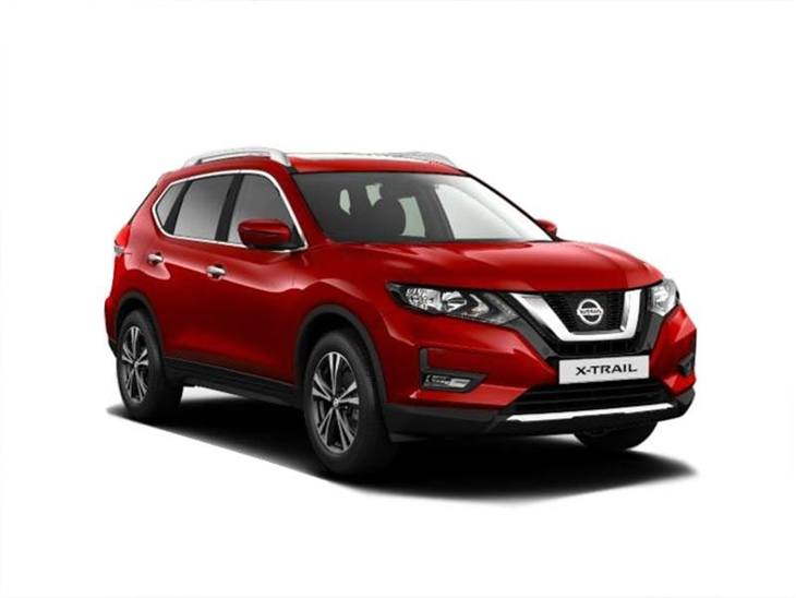 nissan x trail 1 6 dci n connecta xtronic car leasing. Black Bedroom Furniture Sets. Home Design Ideas