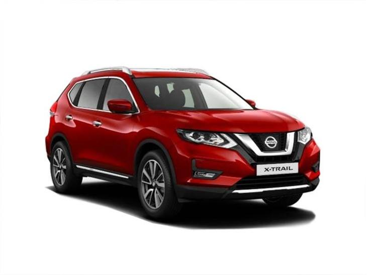 nissan x trail 2 0 dci tekna xtronic car leasing nationwide vehicle contracts. Black Bedroom Furniture Sets. Home Design Ideas
