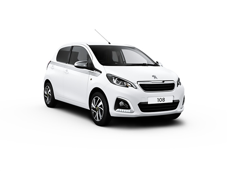 peugeot 108 1.0 collection 5 door | car leasing | nationwide vehicle